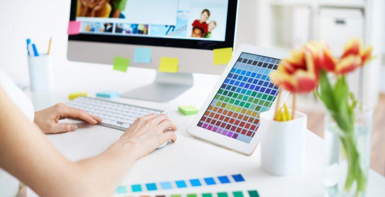 طراحی وب با قالب آماده